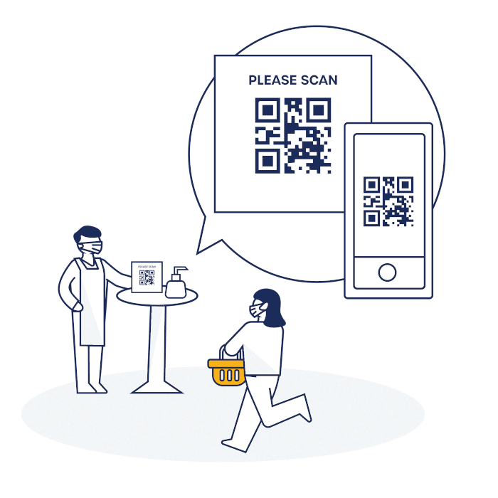 iripple-qr-code-contact-tracing-form